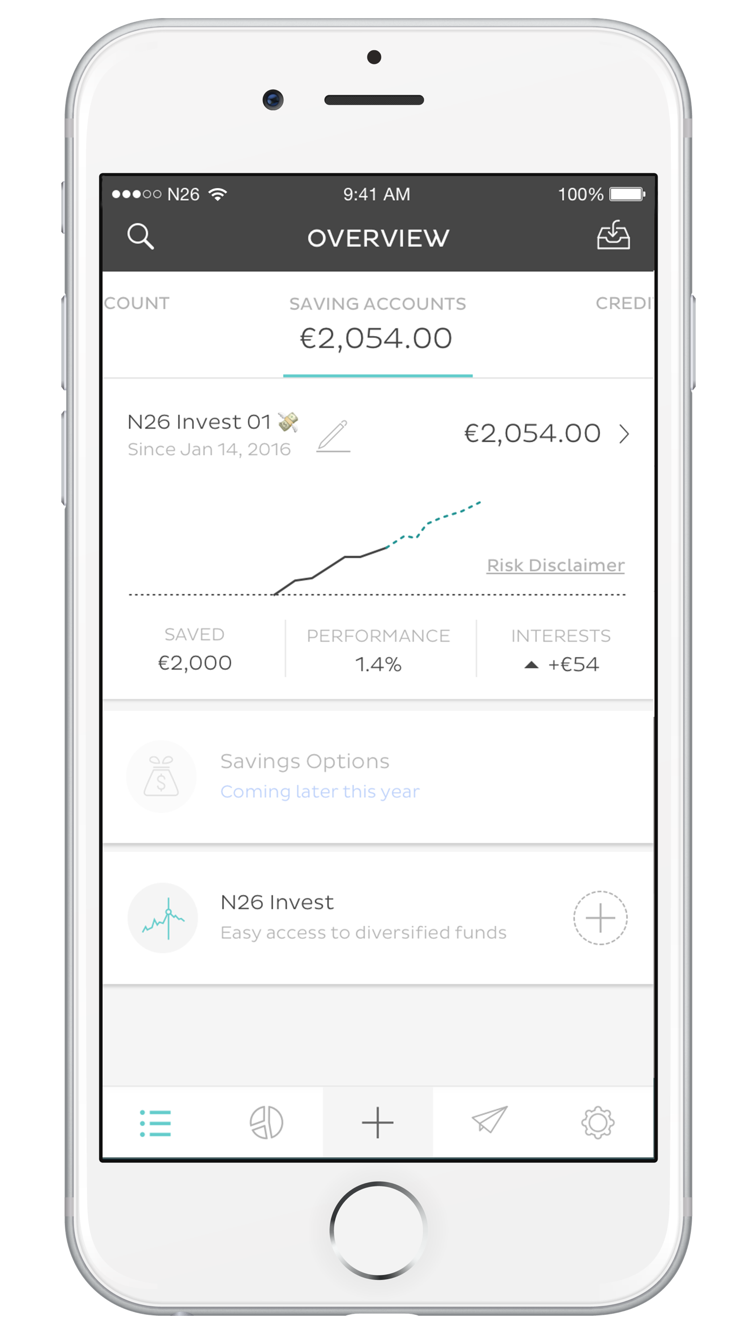 N26 Launches Its Investment Product In Germany Ios