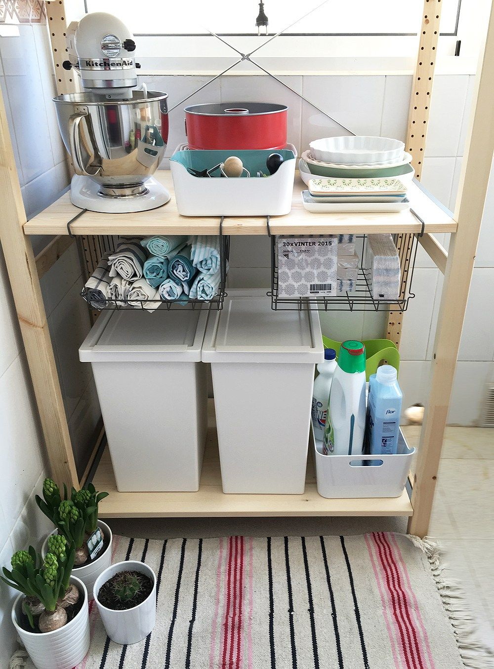 Muebles Para Cocina Ikea | Ikea Cocinas No Es Magia Es Orden Todoenorden Organizacion