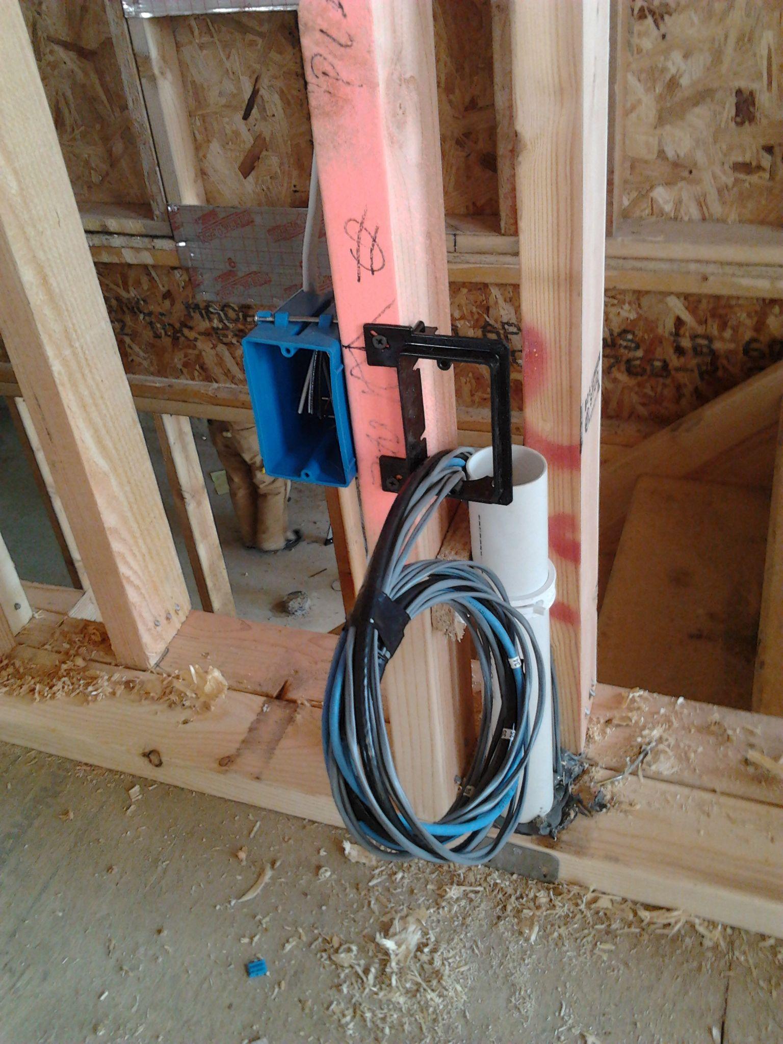 small resolution of audio video prep tv wall installation plasma tv alarm system home automation