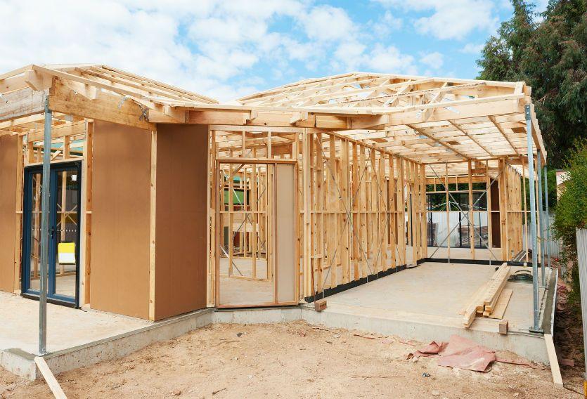 Prix construction maison en bois     wwwtravauxbricolagefr - agrandissement maison bois prix m