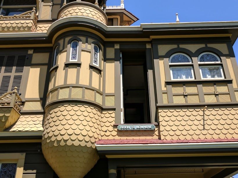 Winchester House Virtual Tour Pictures From Inside Winchester House House Architecture
