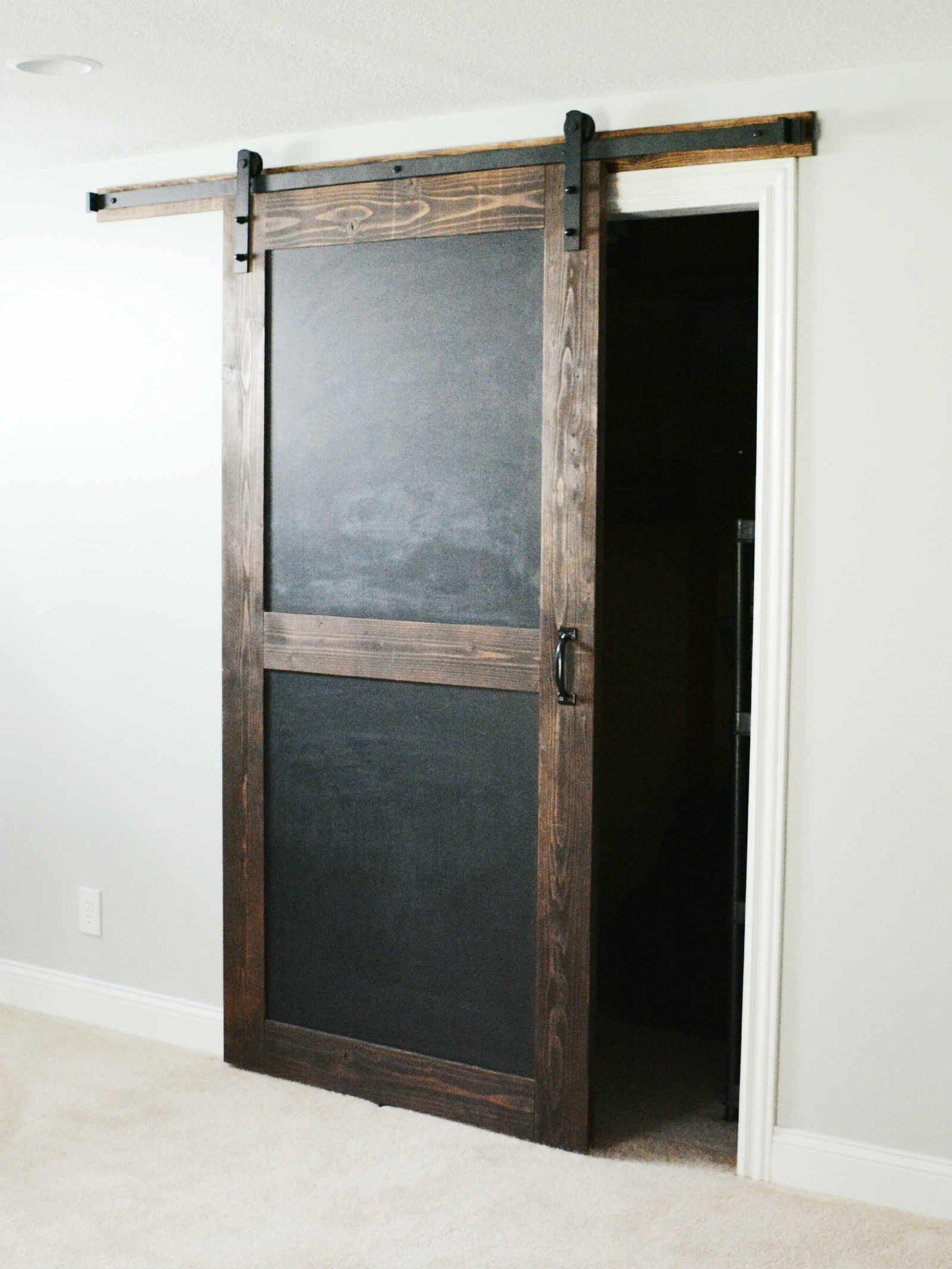Chalkboard Sliding Barn Door Walston Door Company Barn Doors Sliding Glass Barn Doors Barn Door