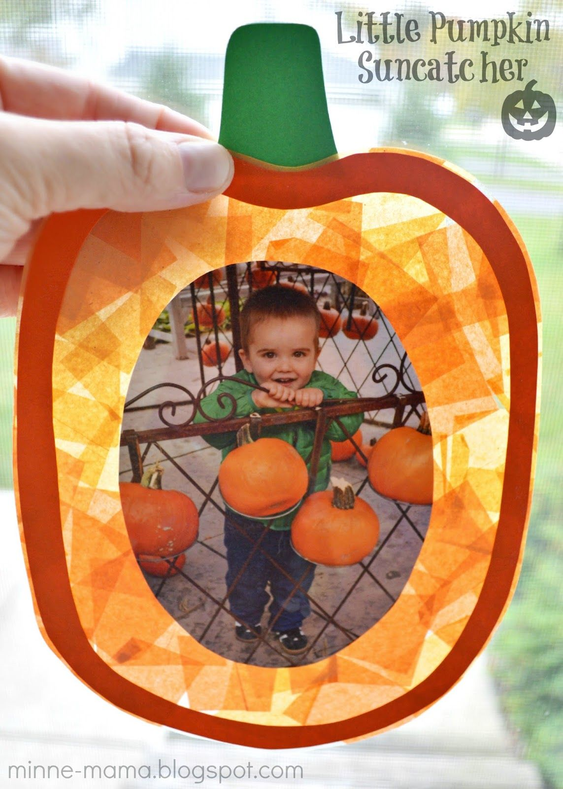 Little Pumpkin Craft With Images