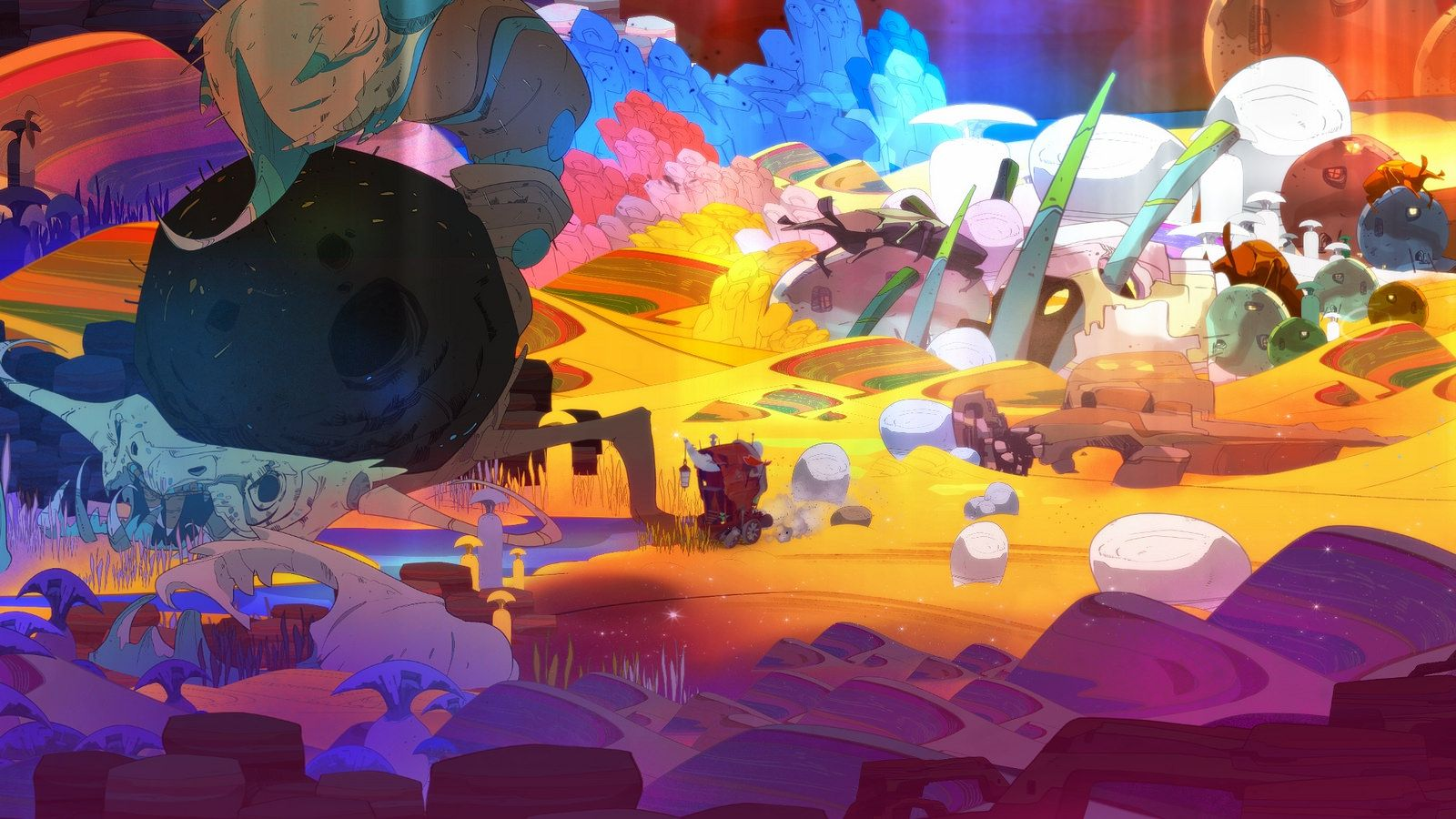 'bastion' Studio's 'pyre' Will Be Exclusive To Ps4 And Pc July 25th