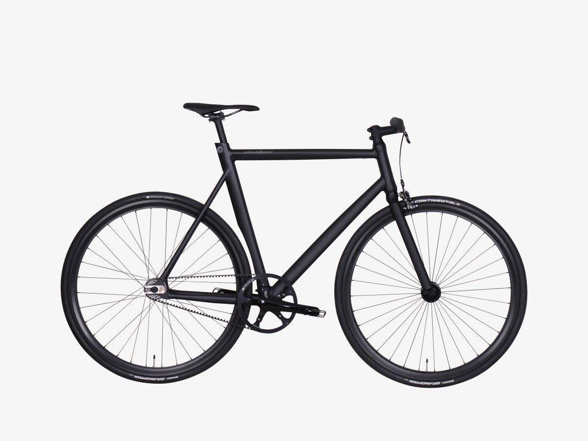Schindelhauer Viktor | Singlespeeder, Fixed gear bikes
