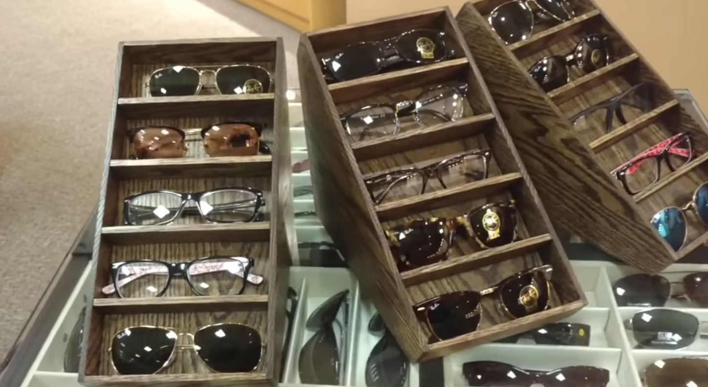 Ray BansDisplay CaseGlasses Ban CaseDads Equip rxthCoQdsB