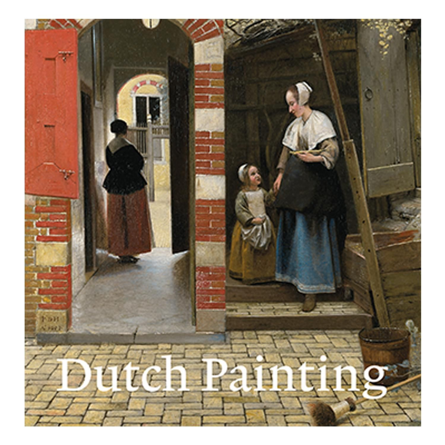 Dutch Painting Pb Book Of Month