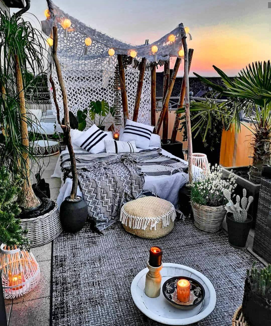 E Coin Terrasse Tellement Cocooning J Adore Et Vous Inspi