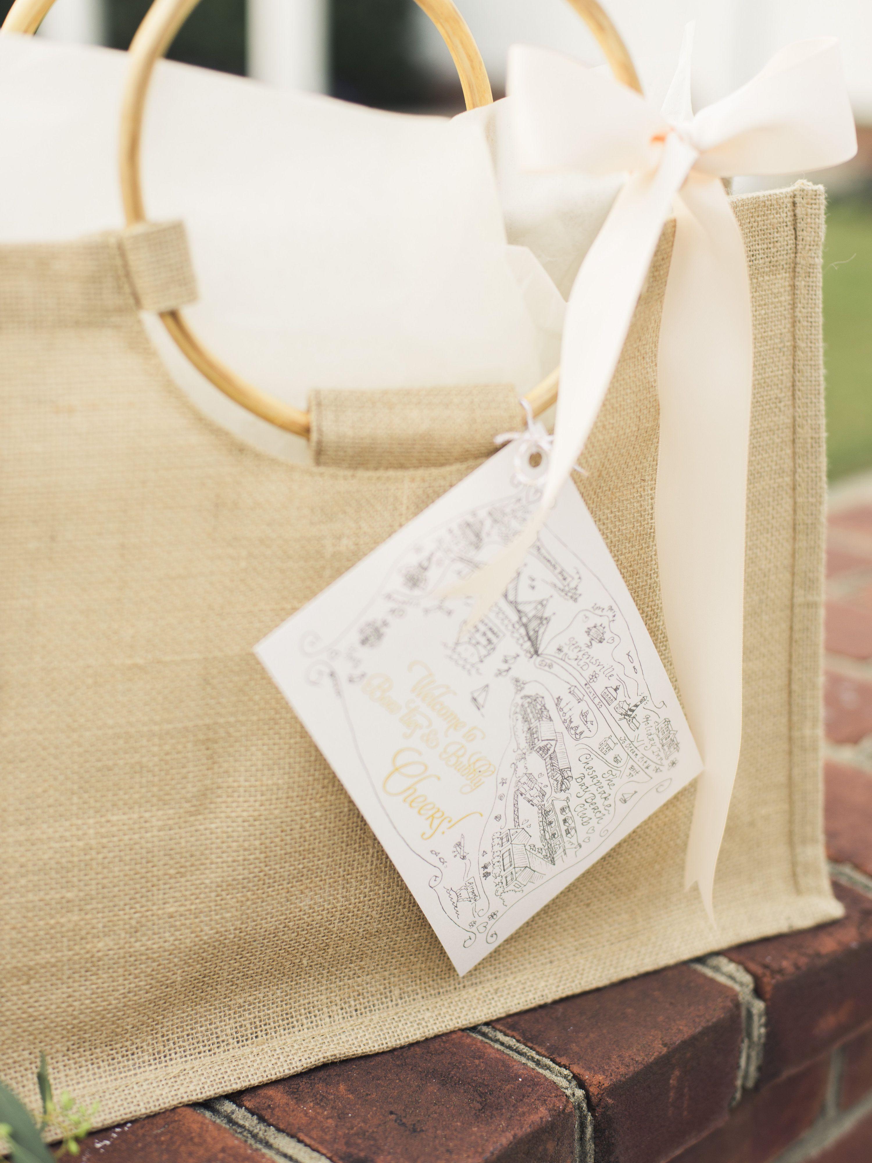 Pin On Wedding Gift Bags