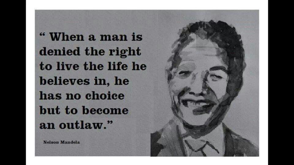 Pin By Sunny Blue On Freethinking Pinterest Mandela Quotes
