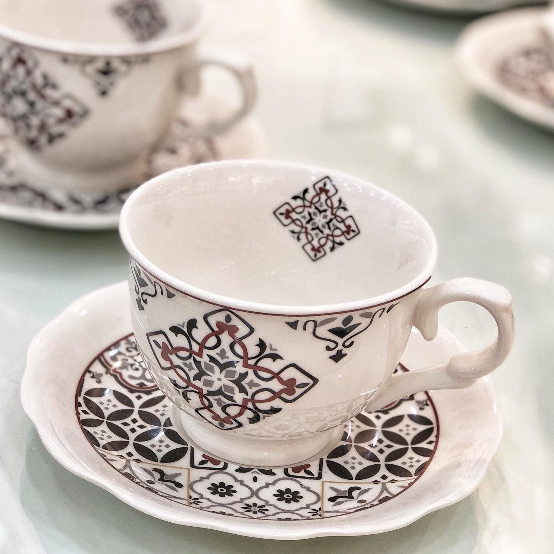 Tea Set Www Solecasa Ae Wasapp 971506780802 دبي العین شايي مواعين ضيافة Drinks عجمان ایران ظروف Container Dubai Tea Cups Tableware Glassware