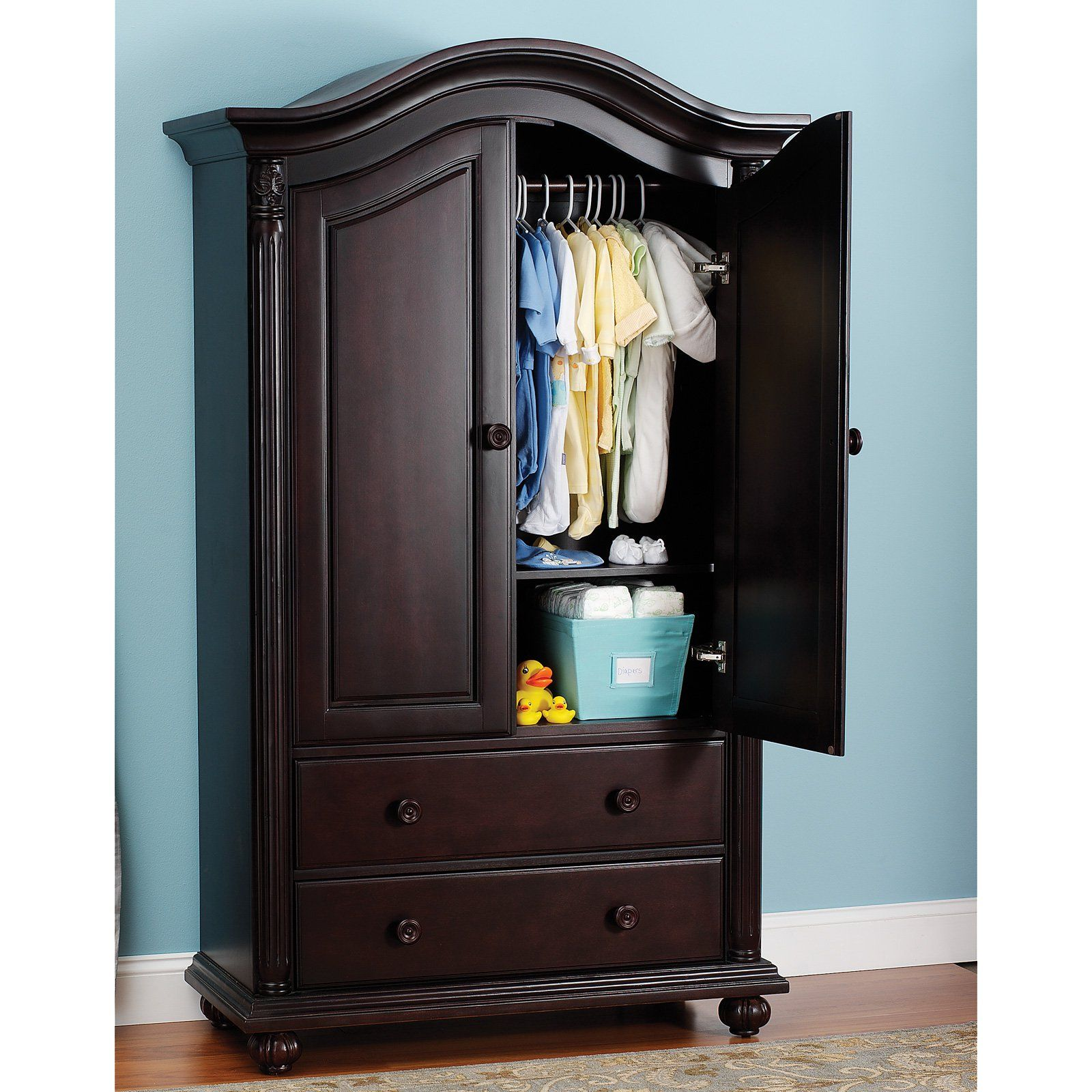 Beau Cool Baby Furniture Armoire Wardrobe