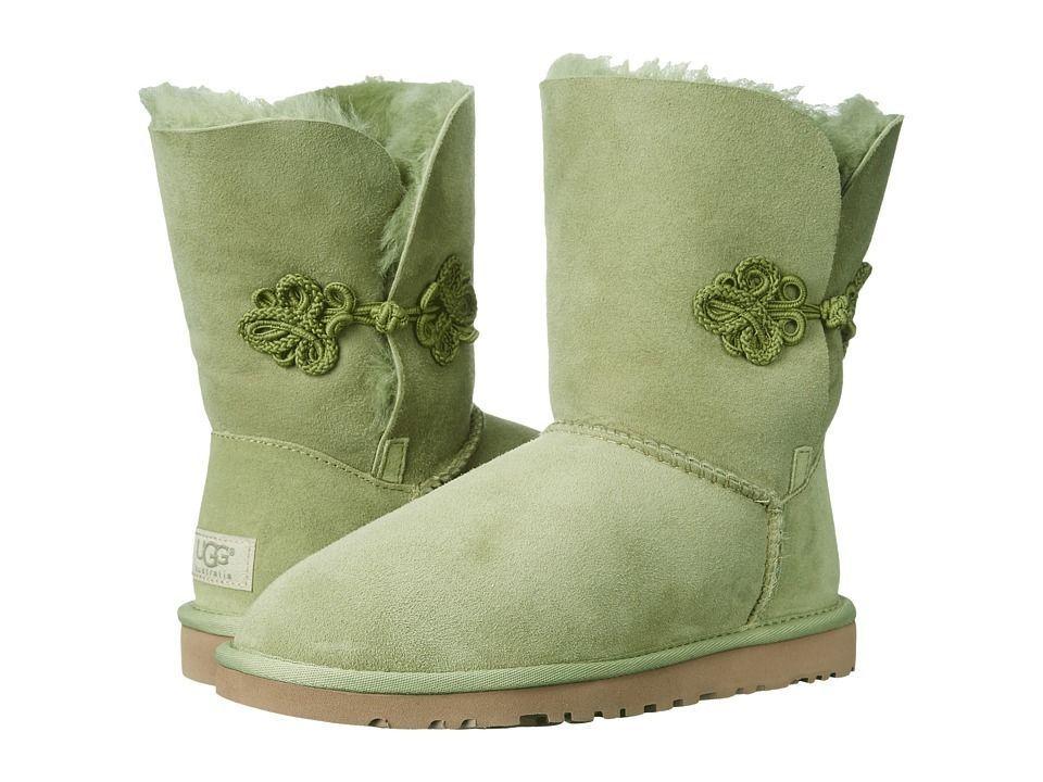 Womens Boots UGG Bailey Mariko Wild Grass/Twinface