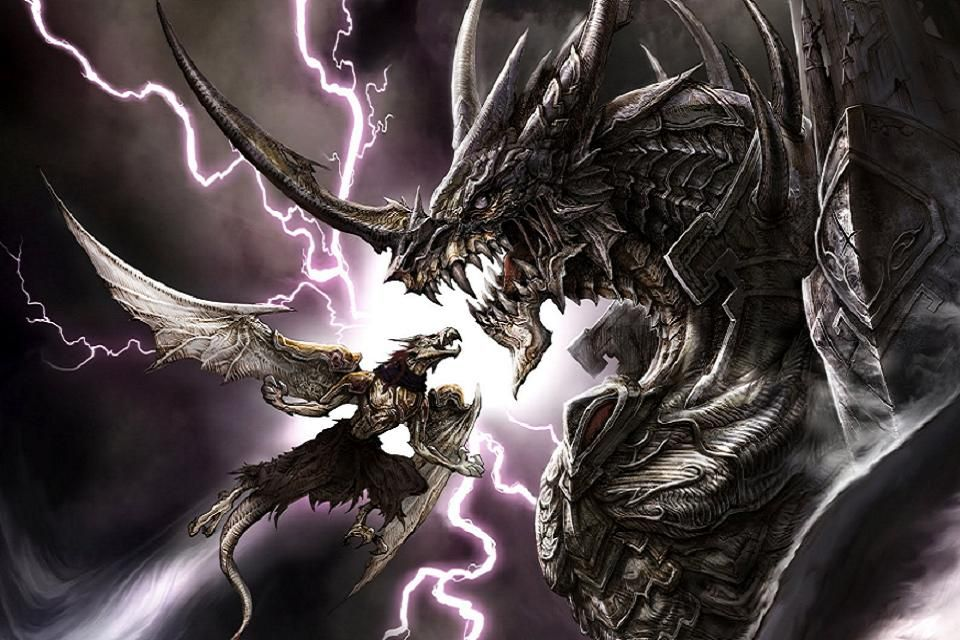 Dragon Hd 3d Wallpapers For Pc Dragon Pictures Lightning Dragon Fantasy Dragon
