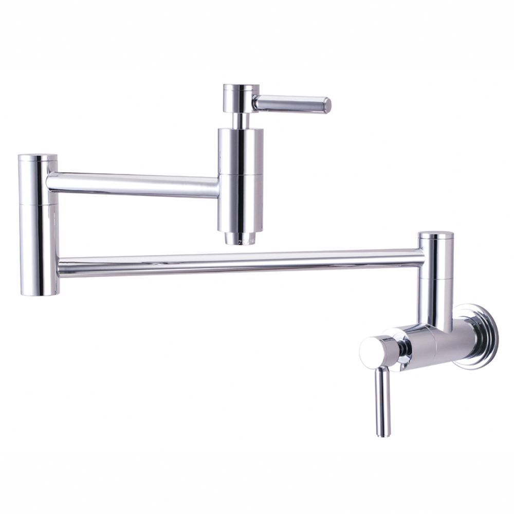 Concord Single Handle Wall Mount Pot Filler