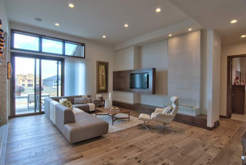 Natúr színek a nappaliban - Nappali szoba berendezés ötletek ...