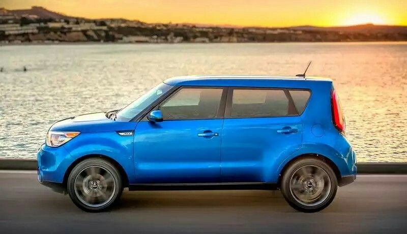 2016 Special Edition Kia Soul In Caribbean Blue Check Love Trucks