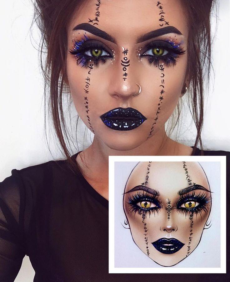 2,889 curtidas, 60 comentários - J O D I E H U L M E ✖️ (Jodie Hulme) no #makeuplooks