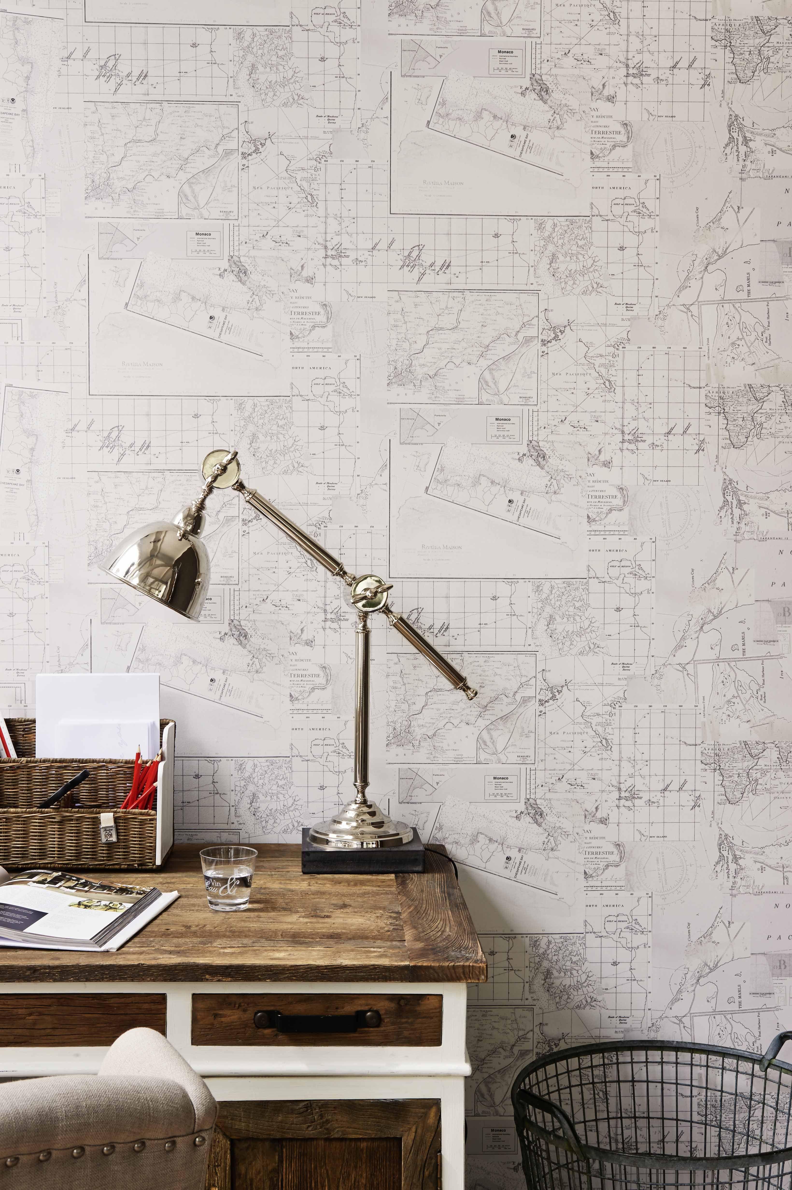 Behang Wallpaper collection Rivira Maison