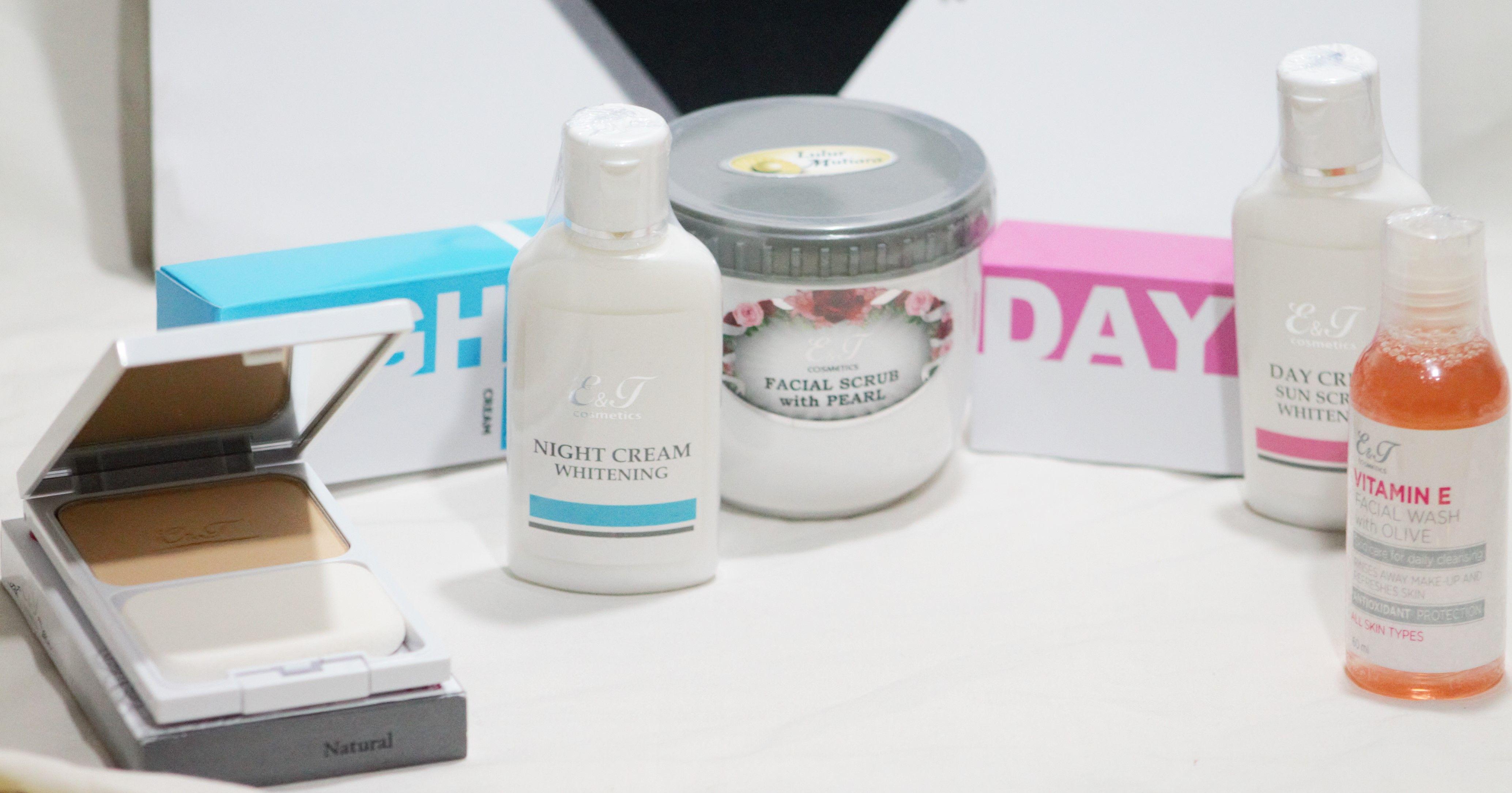 Rebb menjual Cosmetics, enceran, bundling maupun paket