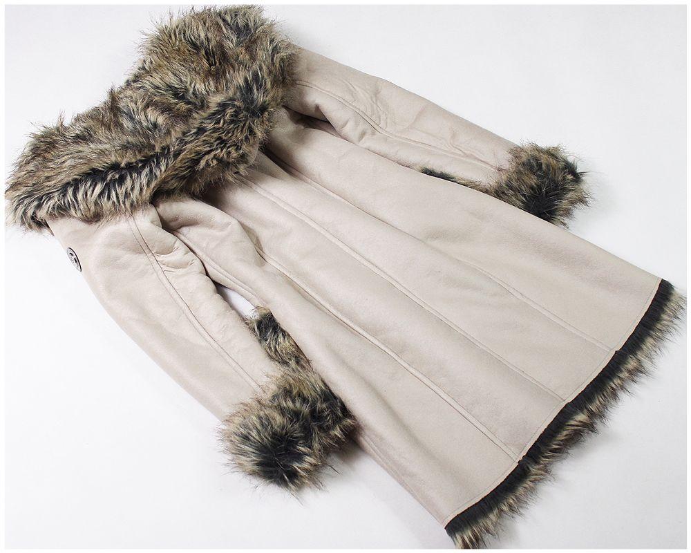 Monnari Cieple Futerko Kozuch Plaszczyk 38 40 M L 7192422866 Oficjalne Archiwum Allegro Fashion Mini Skirts Skirts