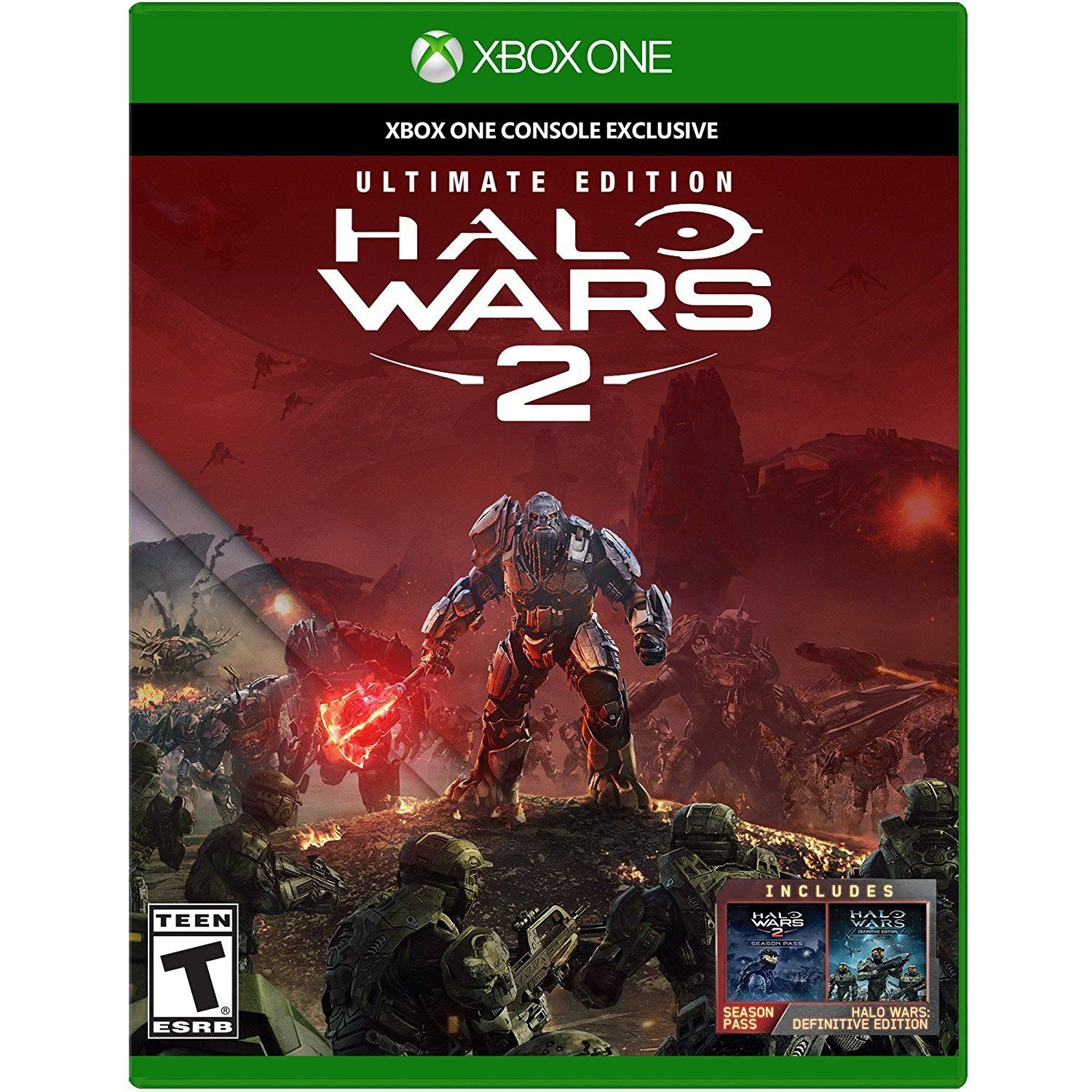 Halo Wars 2 Ultimate Edition Xbox One Xbox one s 1tb