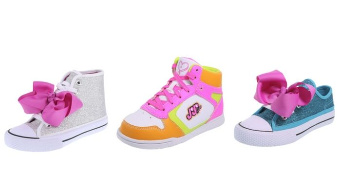fa3989f836a4c JoJo Siwa Shoes Go My daughter absolutely LOVES JoJo Siwa