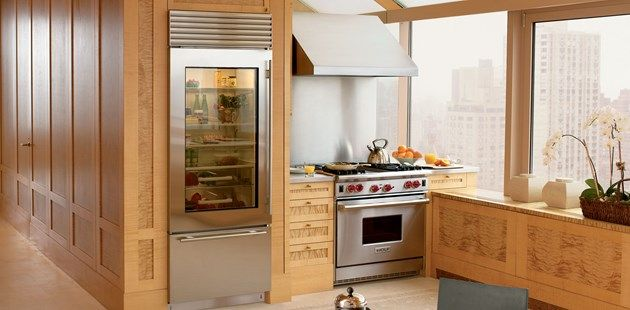 BI-30UG with Glass Door | Sub-Zero & Wolf Appliances