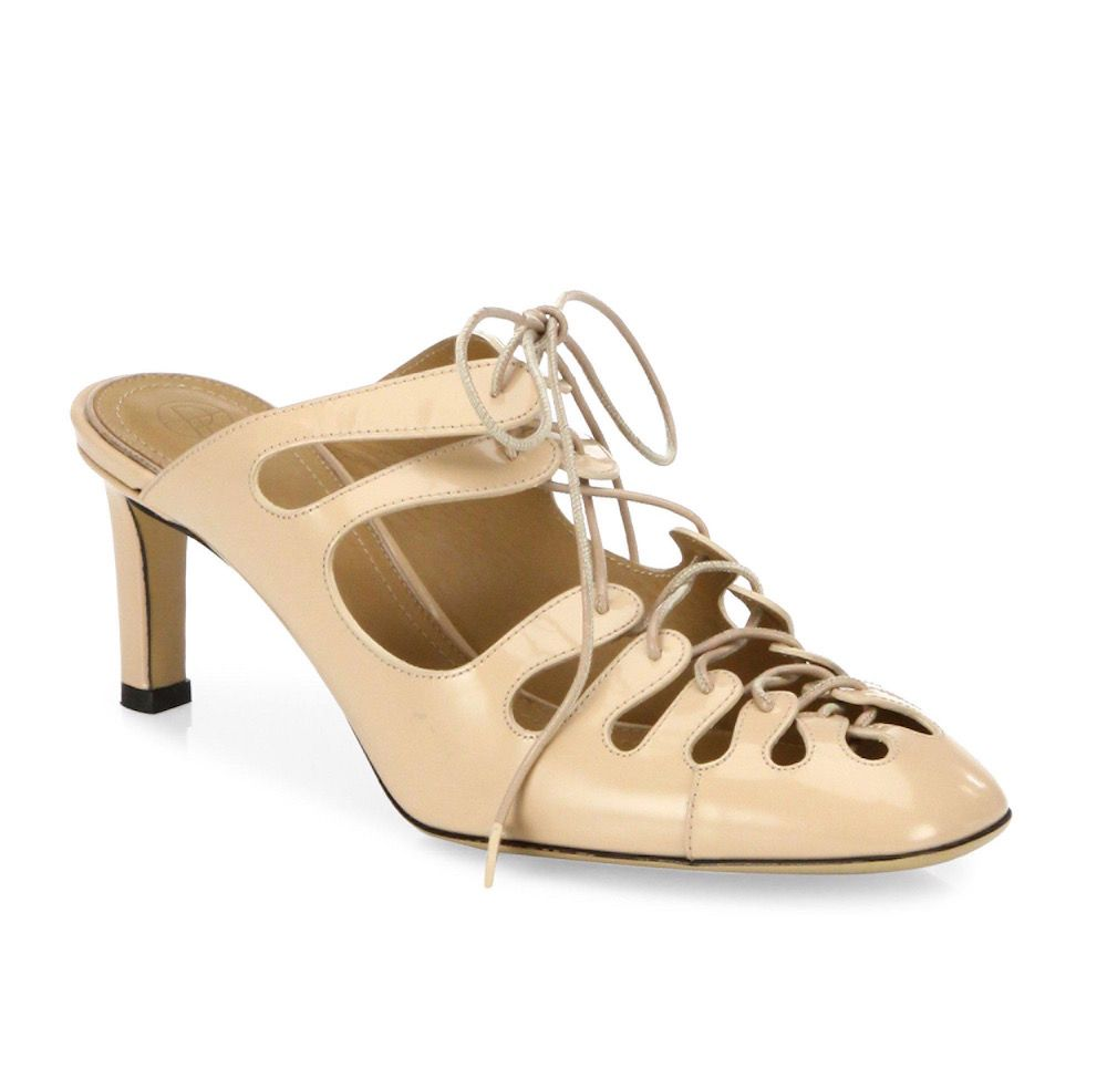 50ba8fc9dc7 Lace-Up Shoes Should Be Your New Spring Obsession