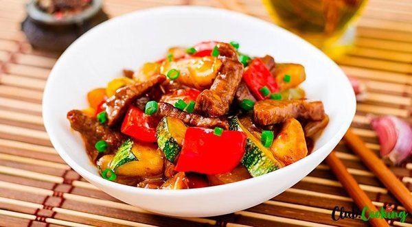moo shu beef 🥘  moo shu beef food processor recipes