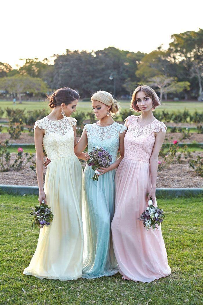 dbf7916a3ae760 Heb jij  bruidsmeisjes op de  bruiloft  Zo ja