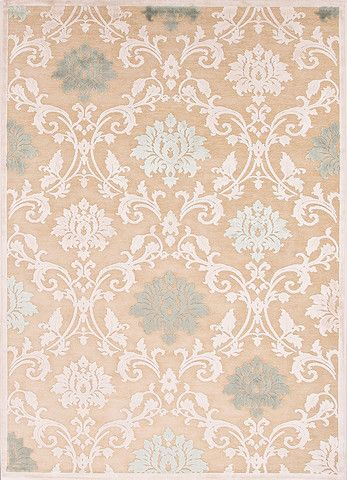 Fables Glamorous Transitional Luster Area Rug