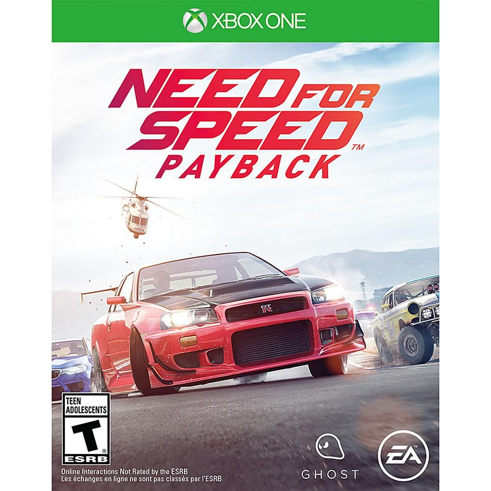 Need For Speed Payback Xbox One 9276691 Hsn In 2020 Need For Speed Need For Speed Games Payback