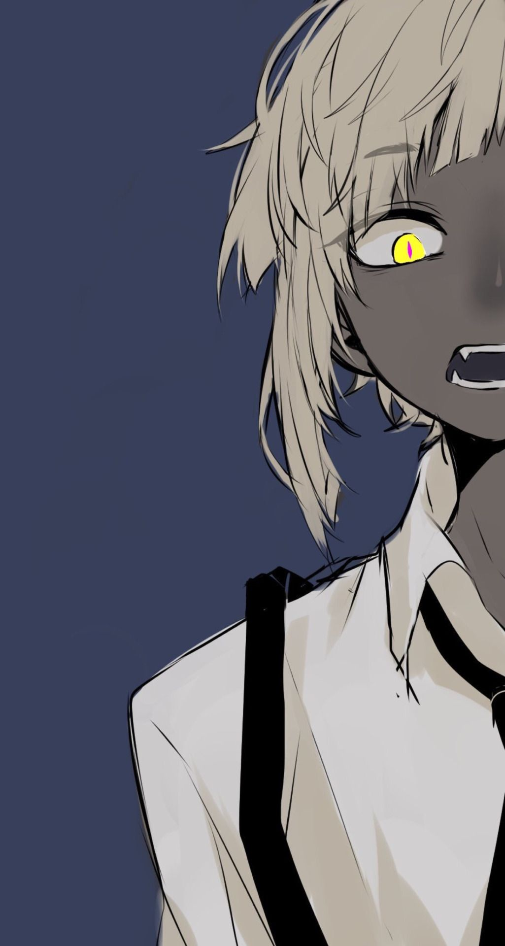 Atsushi Bungou Stray Dogs[ I haven't watched Bungou Stray