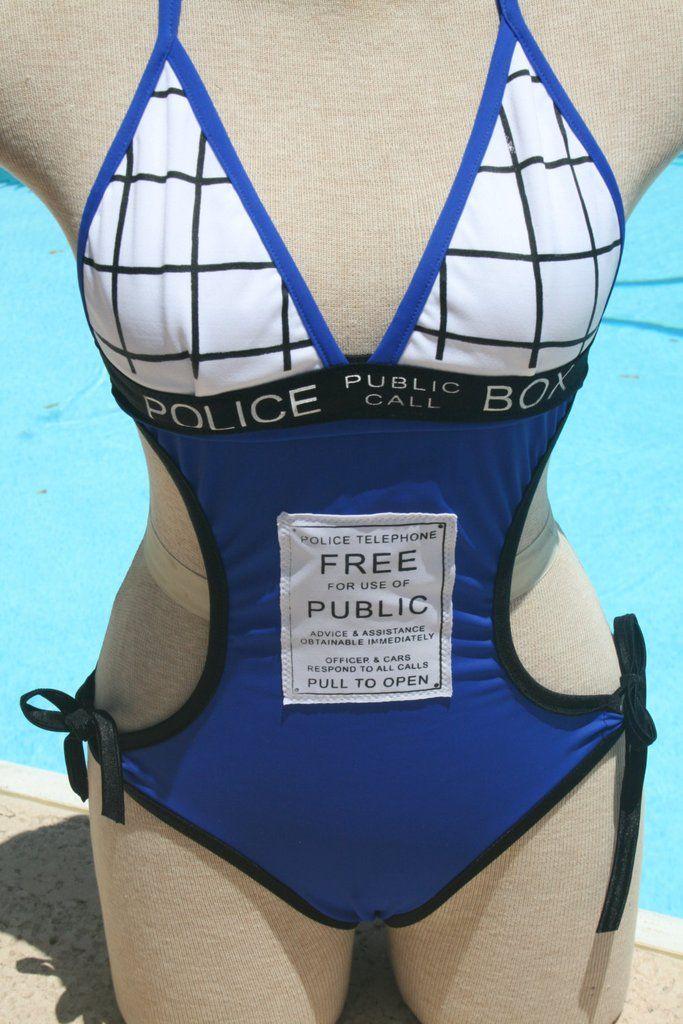 Geeky Swimsuits | POPSUGAR Tech