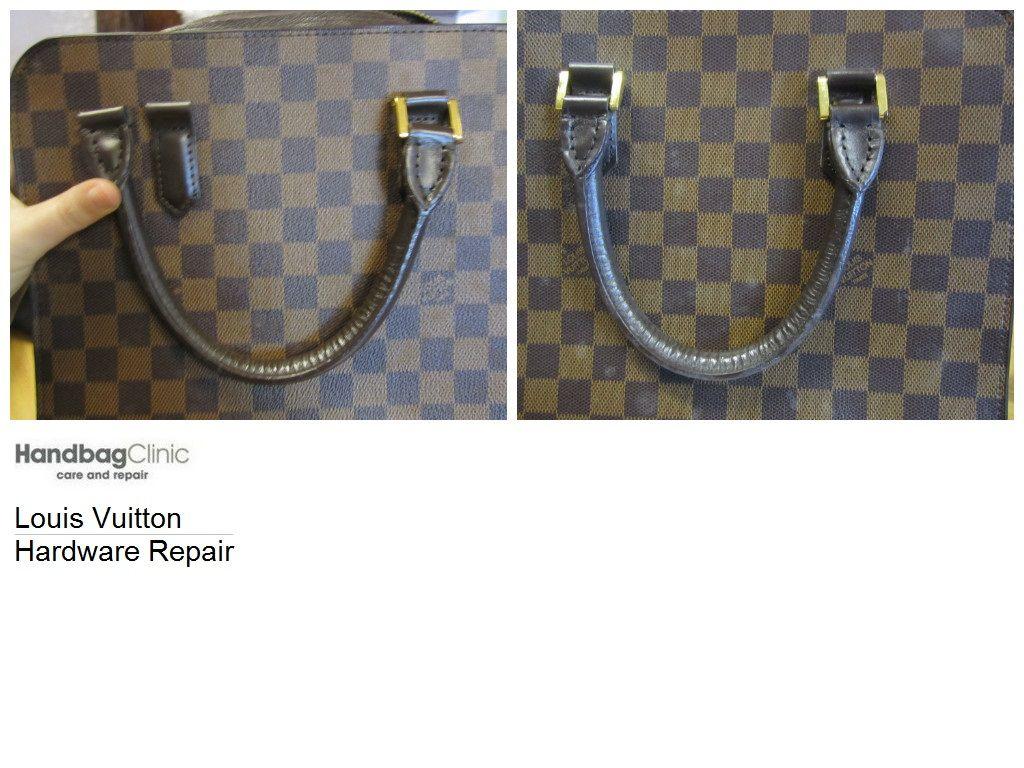 This Louis Vuitton bag had a clip missing 3521d365ec8de