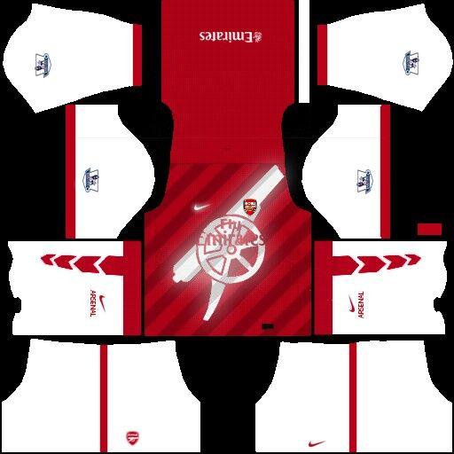 Dls Kit Arsenal