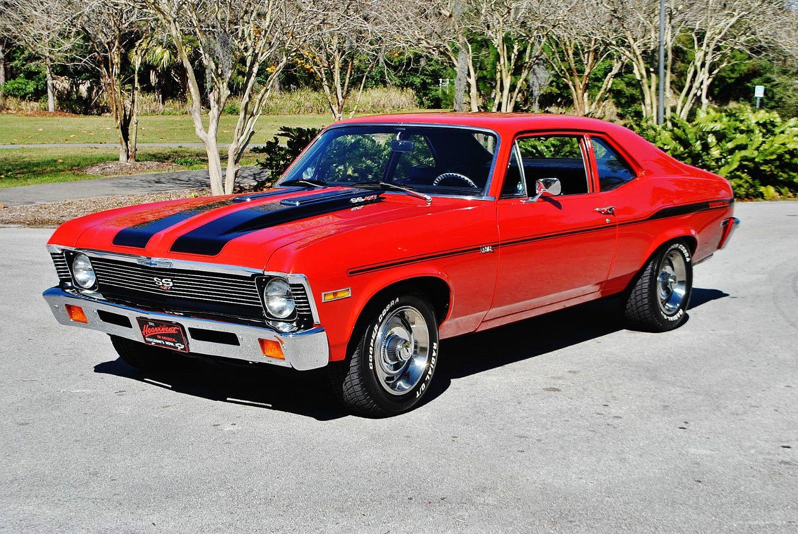 1971 Chevrolet Nova 427 Big Block Found On Bing From Classicvehicleslist Com Chevy Nova Chevrolet Nova Chevy