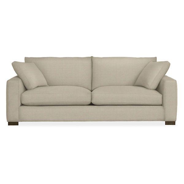 Metro Custom Sofa Custom Modern Sofas Modern Living Room