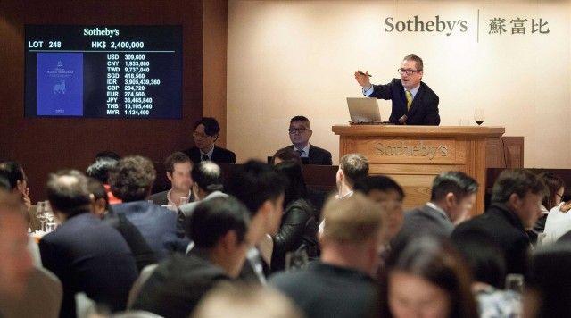 Mouton sale makes HK$32m