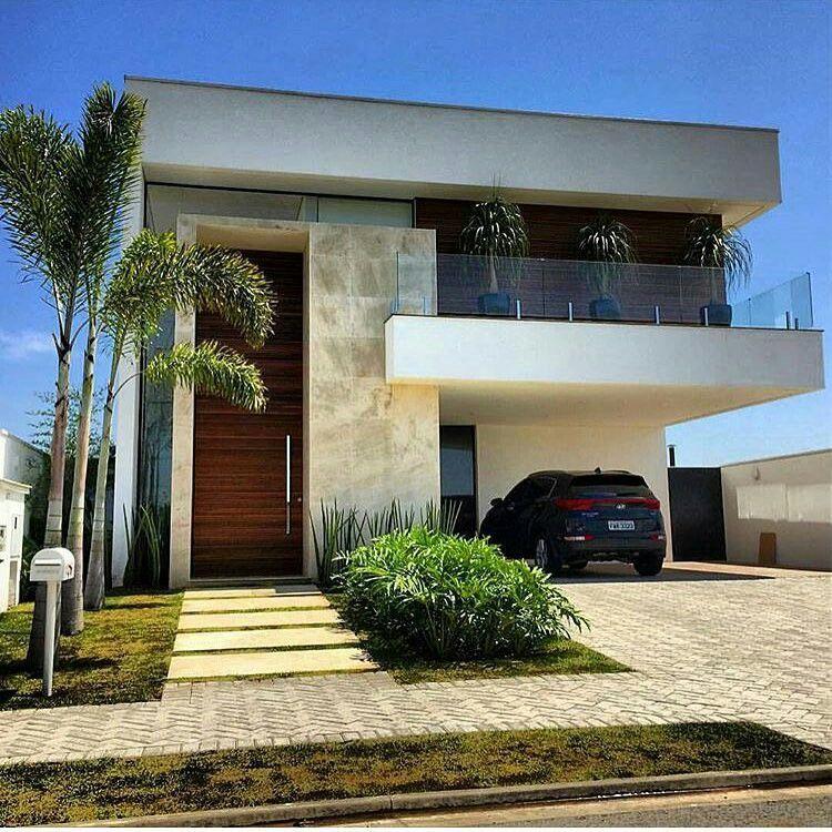Para Mexico Fachadas De Casas Modernas Casas Modernas Fachada