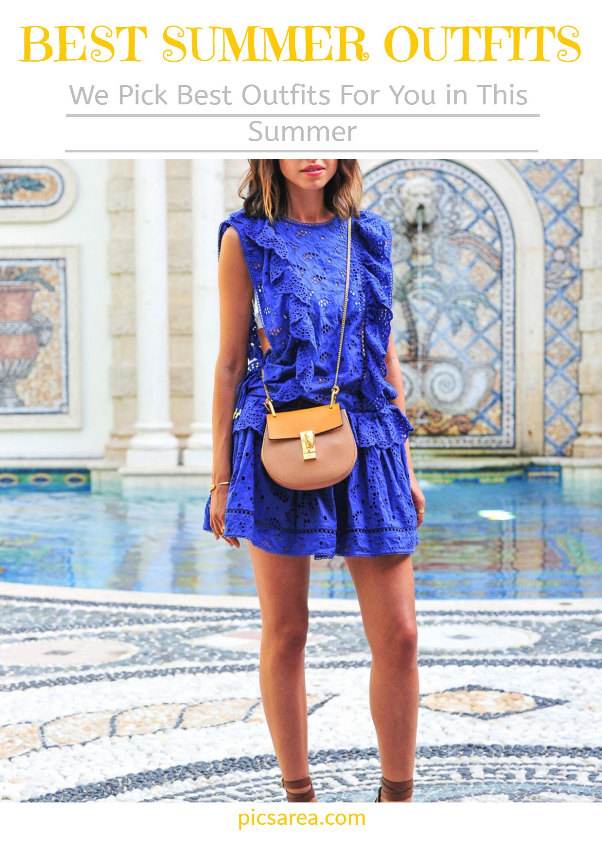 35 Most Beautiful Dresses and outfits 2020 Fashion Week – Summer outfits