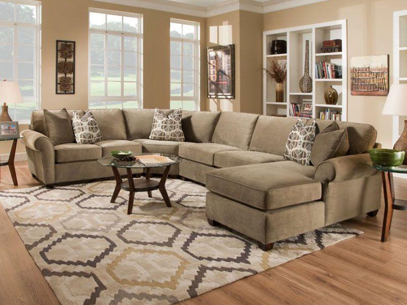 Cream Colored Sectional Sofa Sectional Sofa Design Simple