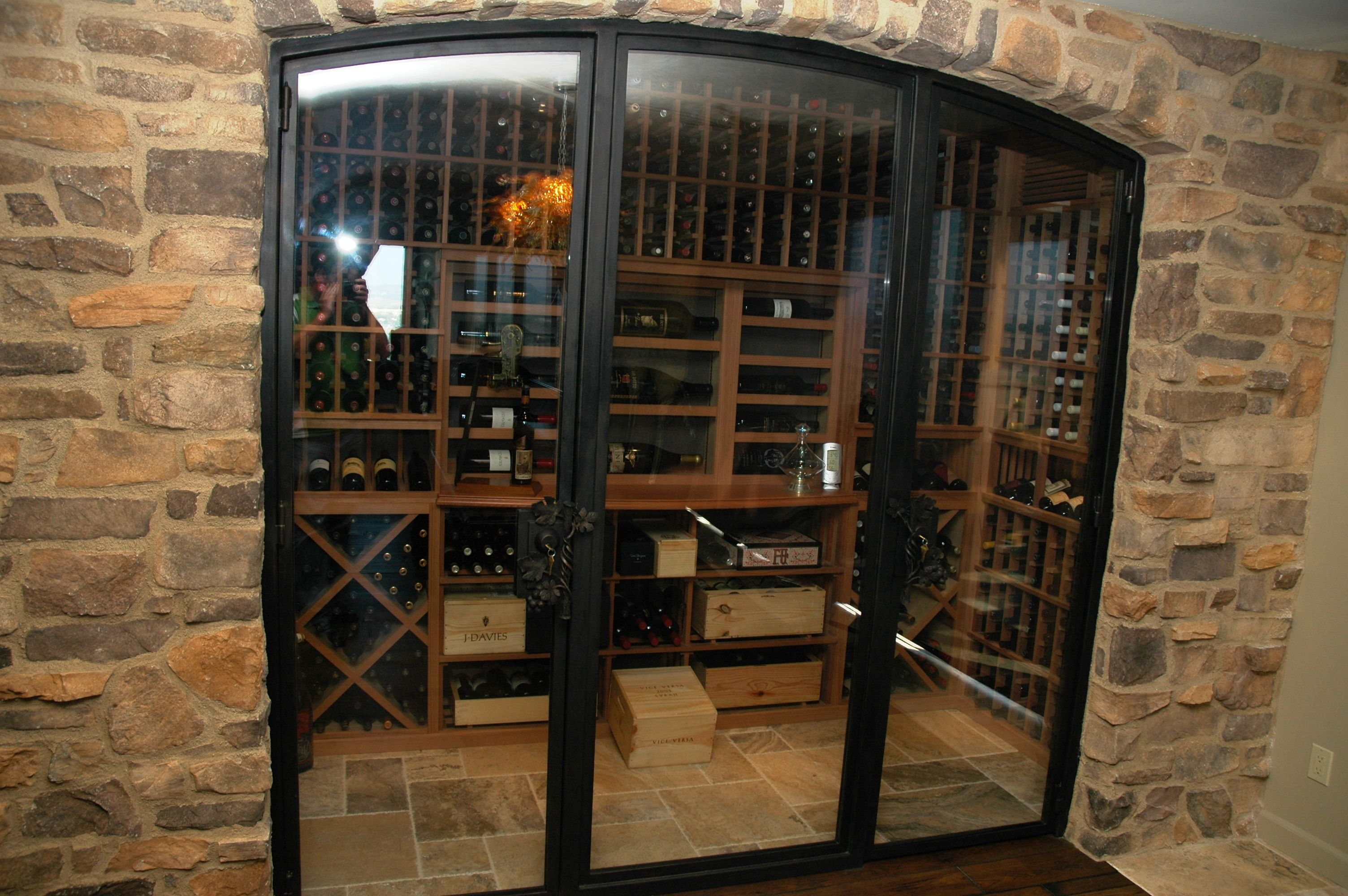 awesome wine cellar - Home Wine Cellar Design Ideas