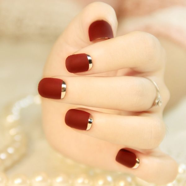 37 Super Easy Nail Design Ideas for Short Nails -
