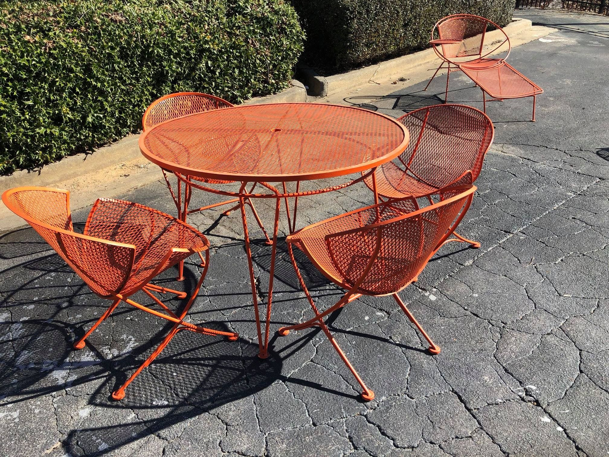 Pin By Thejovialshow On Midcentury Mid Century Modern Outdoor Furniture Vintage Furniture Makeover Mid Century Modern Interiors