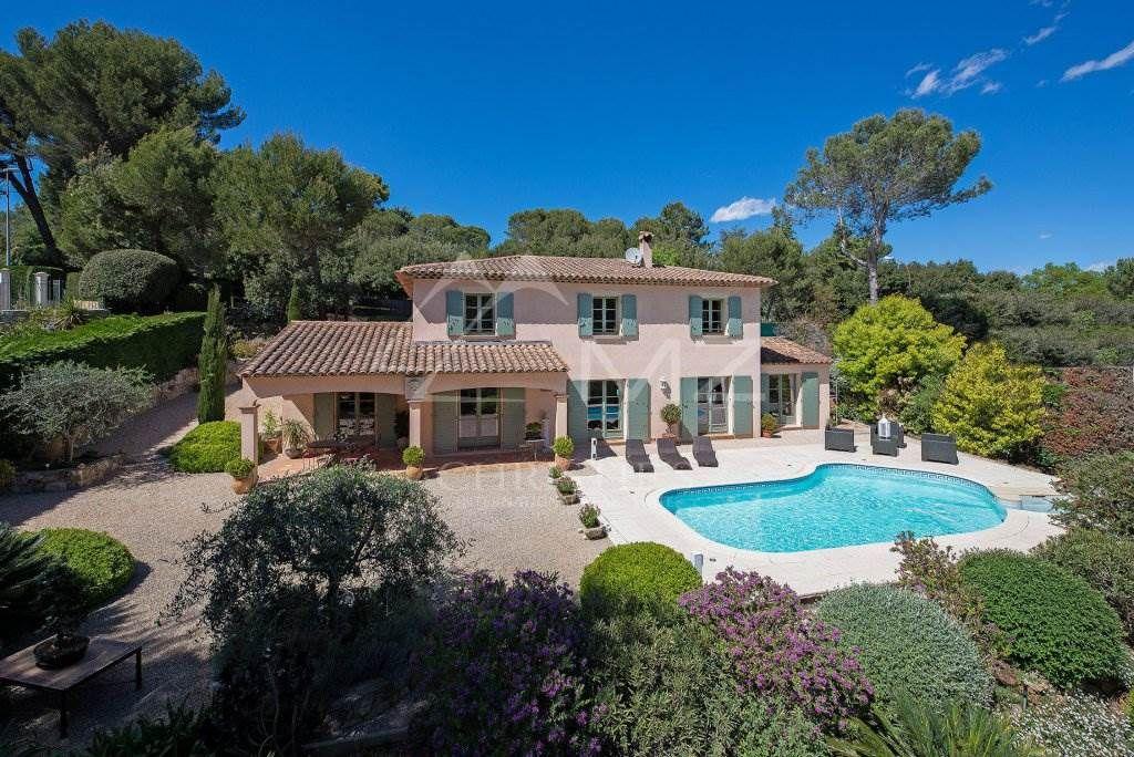 Single Family Home For Sale At Sale Villa Biot Bois Fleuri