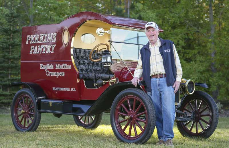 Rare Right Hand Drive Ford Model T Delivers Smiles Ford Models Classic Cars Trucks Ford Classic Cars