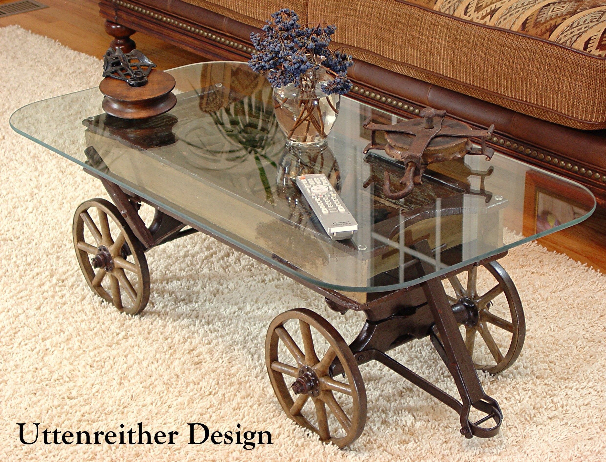 Vintage toy wagons all grown up Repurpose for a nostalgic display