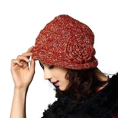 Bucket Brim Pequeño Sombrero para dama – USD $ 31.79